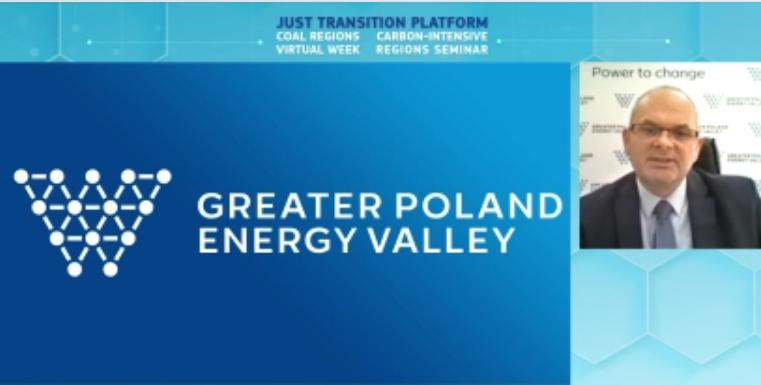 Platforma Wsparcia Regionów Górniczych w Procesie Transformacji