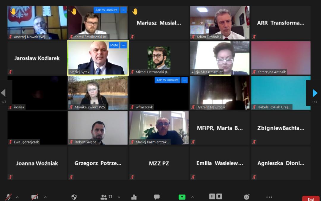 Spotkanie Grup Roboczych Wielkopolski Wschodniej