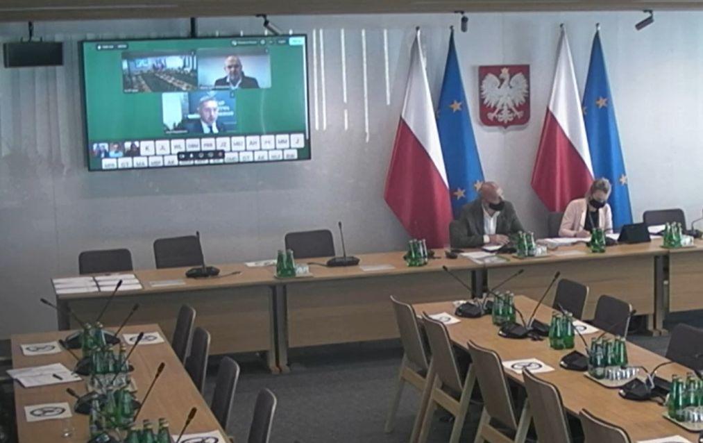 Posiedzenie Podkomisji stałej ds. Sprawiedliwej Transformacji