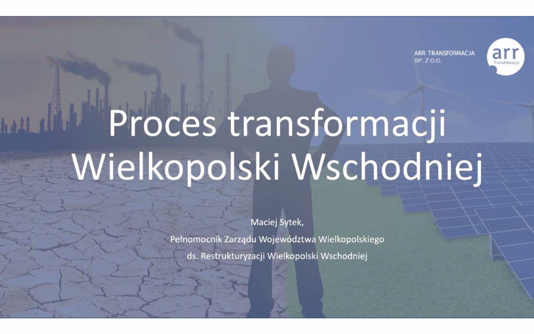 Wizyta studyjna w polskich regionach górniczych interesariuszy z Ukrainy