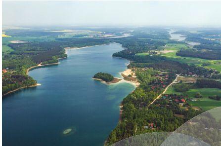 Analiza możliwości zasilania jezior Powidzkiego Parku Krajobrazowego zasobami wodnymi rzeki warty oraz szczytowego stanowiska Kanału Ślesińskiego