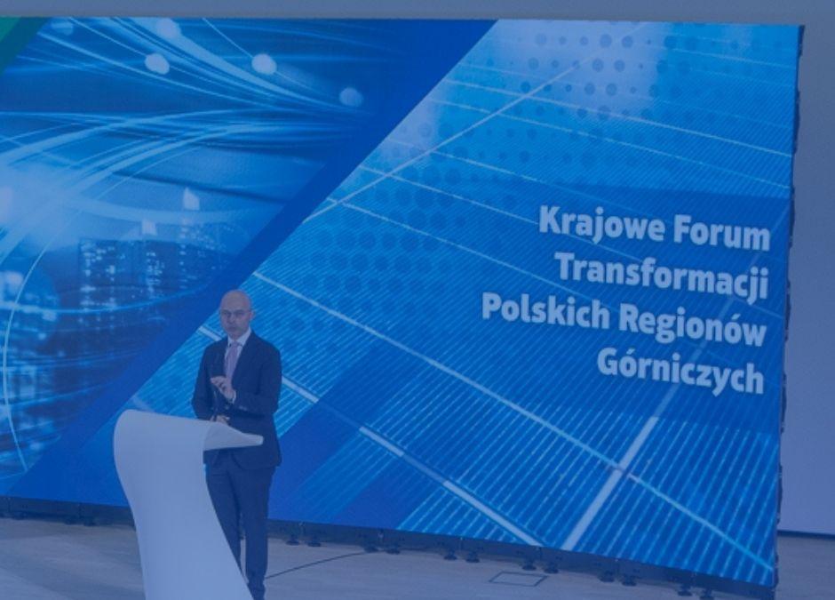 Krajowe Forum Transformacji Polskich Regionów Górniczych
